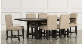Jaxon Grey 5 Piece Round Extension Dining Sets With Wood Chairs