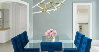 Blue Dining Tables