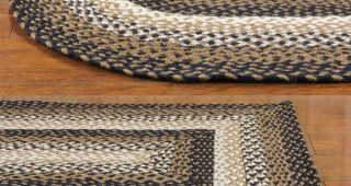 Buy Braided Rugs for Less