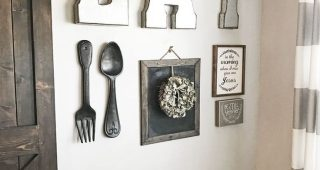 Wall Accents for Kitchen