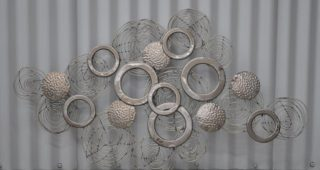 Metal Wall Art Sculptures