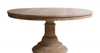 Laurent Round Dining Tables