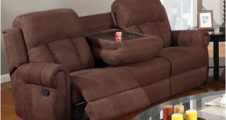 Sofas With Cup Holders