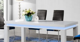 Dining Tables With Led Lights