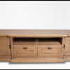 Natural 2-Door Plasma Console Tables (Photo 12 of 25)