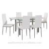 Glass Extendable Dining Tables and 6 Chairs (Photo 23 of 25)