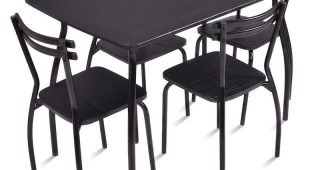 Mulvey 5 Piece Dining Sets