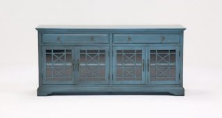 Annabelle Blue 70 Inch Tv Stands