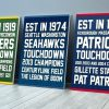 Nfl Wall Art (Photo 1 of 20)