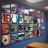Nfl Wall Art (Photo 2 of 20)