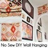 No Sew Fabric Wall Art (Photo 4 of 15)