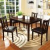 Calla 5 Piece Dining Sets (Photo 25 of 25)