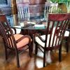 Norwood Rectangle Extension Dining Tables (Photo 22 of 25)