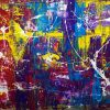 Abstract Expressionism Wall Art (Photo 14 of 15)