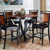 Castellanos Modern 5 Piece Counter Height Dining Sets (Photo 16 of 25)
