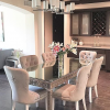 Mirrored Dining Tables (Photo 5 of 25)