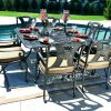 8 Seat Outdoor Dining Tables (Photo 19 of 25)