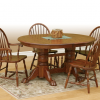 Oval Oak Dining Tables and Chairs (Photo 6 of 25)