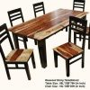 Sheesham Dining Tables and Chairs (Photo 24 of 25)