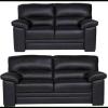 Black 2 Seater Sofas (Photo 18 of 20)