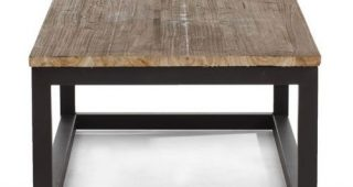 Parsons Grey Solid Surface Top & Elm Base 48X16 Console Tables