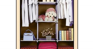 On the Go With a Portable Wardrobe Closet