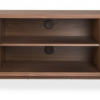 Jual Havana Curved Walnut Tv Stand Suitable For Use With Soundbars intended for Trendy Walnut Tv Cabinets With Doors (Photo 6689 of 7810)