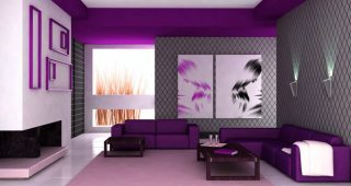 Modern Living Room Colors Decoration