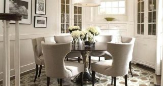 Round 6 Person Dining Tables