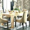 Glass and Oak Dining Tables and Chairs (Photo 20 of 25)