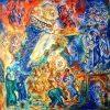 Jewish Canvas Wall Art (Photo 3 of 15)