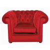 Red Chesterfield Chairs (Photo 2 of 20)