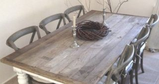 Shabby Chic Dining Sets