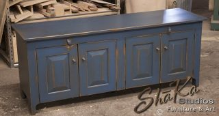 Blue Tv Stands