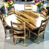 Sheesham Dining Tables and Chairs (Photo 17 of 25)