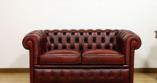 Red Chesterfield Sofas