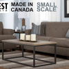 Small Scale Sofas (Photo 4 of 20)