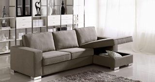 Apartment Sectional Sofa With Chaise