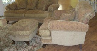 Alan White Sofas