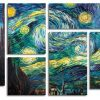 Vincent Van Gogh Multi-Piece Wall Art (Photo 2 of 20)