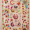 Fabric Wall Art Patterns (Photo 8 of 15)