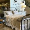 Magnolia Home Ravel Linen Sofa Chairs (Photo 12 of 25)