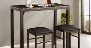 Tappahannock 3 Piece Counter Height Dining Sets