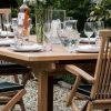Garden Dining Tables and Chairs (Photo 2 of 25)