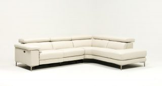 Tess 2 Piece Power Reclining Sectionals With Laf Chaise