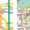 Nyc Subway Map Wall Art (Photo 10 of 20)