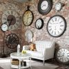Clock Wall Accents (Photo 6 of 15)