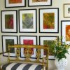 Stretchable Fabric Wall Art (Photo 5 of 15)