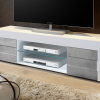 Gloss White Tv Cabinets (Photo 25 of 25)