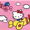 Hello Kitty Canvas Wall Art (Photo 13 of 15)